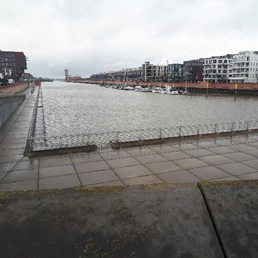 Alter Hafen wird neues Quartier