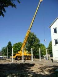 2009 Neubau der Mensa 29
