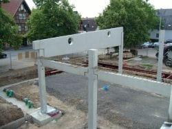 2009 Neubau der Mensa 32