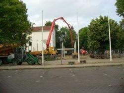 2009 Neubau der Mensa 34
