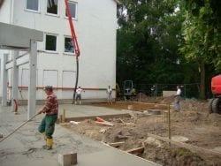 2009 Neubau der Mensa 37