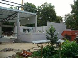 2009 Neubau der Mensa 45