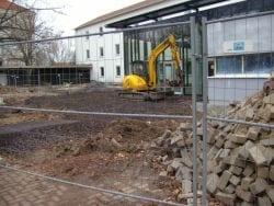 2009 Neubau der Mensa 63