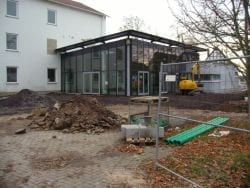 2009 Neubau der Mensa 64