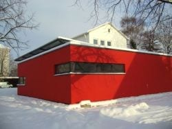 2009 | Neubau der Mensa
