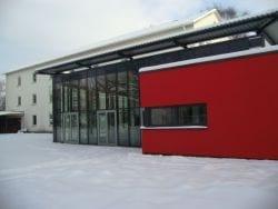 2009 Neubau der Mensa 76