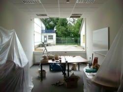 2010 | Sanierung der Fenster
