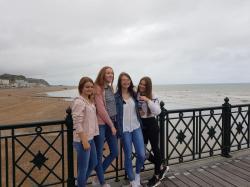 2017 | J9 - Aufenthalt in Hastings