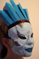 2018 | Kunst Diff J8 | Masken