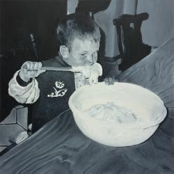 2018 | Kunst Q2 | Ölmalerei