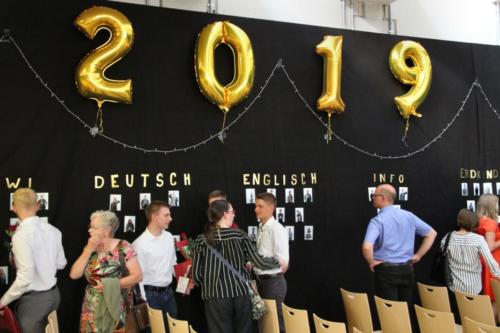 2019 | Abiturfeier