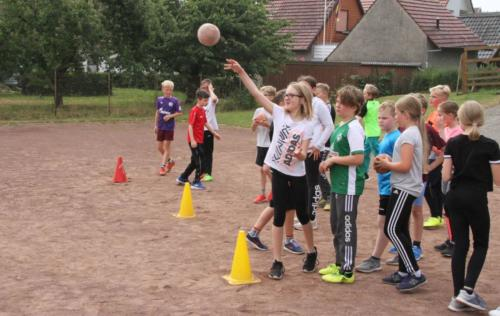 Sporttag J5-6 08