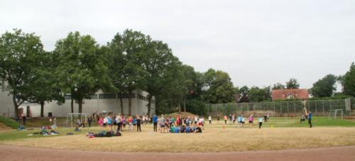 Sporttag J5-6 09