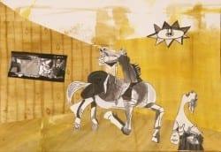 Ku J9 Arbeiten zu Guernica-2