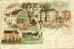 1900 Postkarte