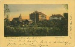 1905 Postkarte