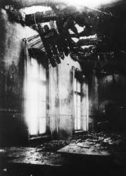 1929 Altbau-brand-innen