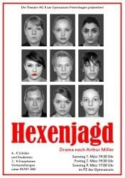 2014 Hexenjagd Plakat
