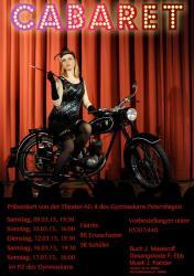 2013 Plakat-Cabaret